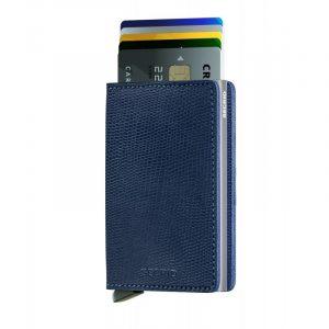 Modrá peněženka Slimwallet Rango 53611