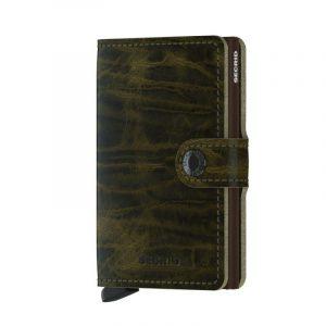 Olivová peněženka Miniwallet Dutch Martin 53615