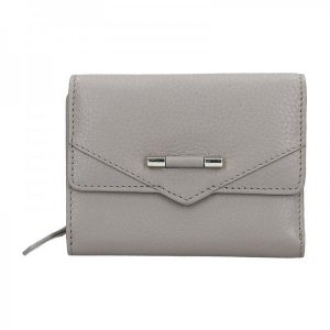 Dámská peněženka Lagen Amelie – šedá