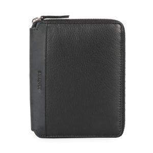 Maître Pánská kožená peněženka Bundenbach Darlinde 4060001445 – černá