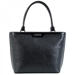 Dámská kabelka Doca 15171 – černá