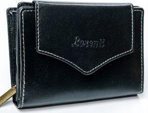Lorenti černá kožená peněženka RD-01-BAL BLACK Velikost: univerzální