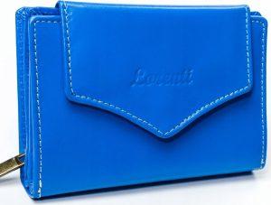 Lorenti modrá kožená peněženka RD-01-BAL BLUE Velikost: univerzální