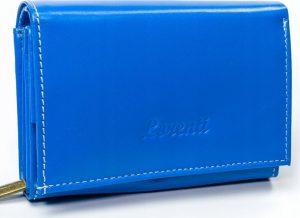 Lorenti modrá kožená peněženka RD-02-BAL BLUE Velikost: univerzální