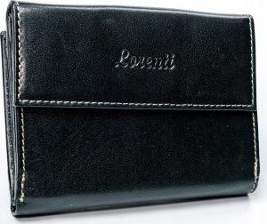 Lorenti černá kožená peněženka RD-03-BAL BLACK Velikost: univerzální
