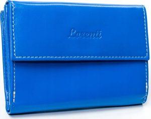 Lorenti modrá kožená peněženka RD-03-BAL BLUE Velikost: univerzální