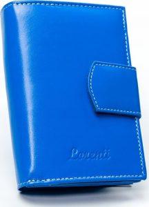 Lorenti modrá kožená peněženka RD-05-BAL BLUE Velikost: univerzální
