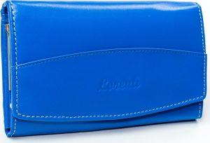 Lorenti modrá kožená peněženka RD-06-BAL BLUE Velikost: univerzální