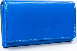 Lorenti modrá kožená peněženka RD-08-BAL BLUE Velikost: univerzální