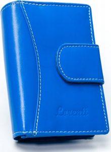 Lorenti modrá kožená peněženka RD-09-BAL BLUE Velikost: univerzální
