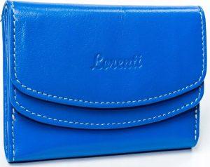 Lorenti modrá kožená peněženka RD-14-BAL BLUE Velikost: univerzální