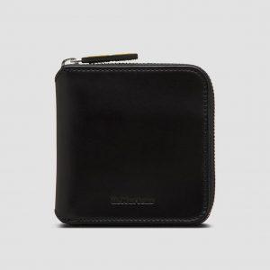 Leather Zip Wallet 53702