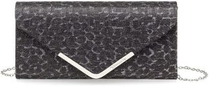 Tamaris Kabelka Brianna Clutch Bag 2147999-001 Black