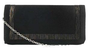 Barolo Dámské psaníčko 1640 černé