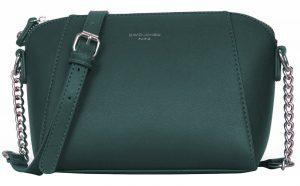 David Jones Dámská kabelka Dark Green CM5351