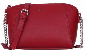 David Jones Dámská kabelka Dark Red CM5351