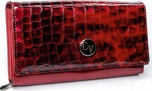 4U Cavaldi červená kožená peněženka (H20-1-PT RED) Velikost: univerzální