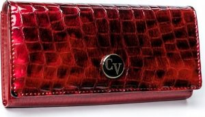 4U Cavaldi červená kožená peněženka (H24-1-PT RED) Velikost: univerzální