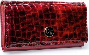 4U Cavaldi červená kožená peněženka (H27-1-PT RED) Velikost: univerzální