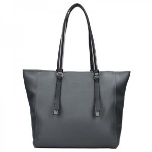 Dámská kabelka Pierre Cardin Emma – šedá