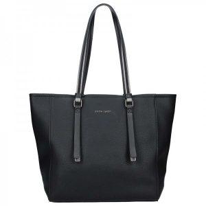 Dámská kabelka Pierre Cardin Emma – černá