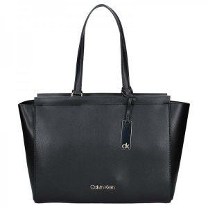 Dámská kabelka Calvin Klein Fiola – černá