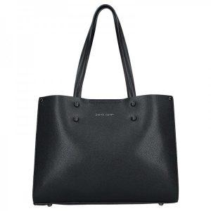 Dámská kabelka Pierre Cardin Monic – černá