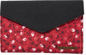 Dakine Peněženka Clover Tri-Fold 10002031-W20 Crimson Rose