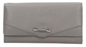Lagen Dámská kožená peněženka 51457 Grey
