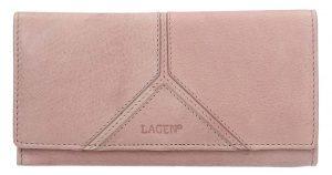 Lagen Dámská kožená peněženka 51454 Rose