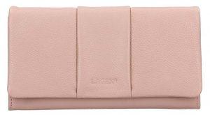 Lagen Dámská kožená peněženka 51455 Nude