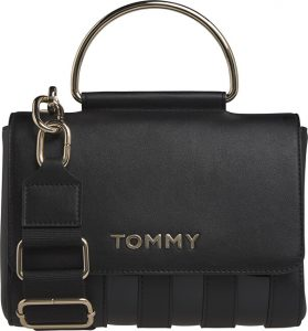Tommy Hilfiger Dámská kabelka Youthful Statement Xover Blk Black