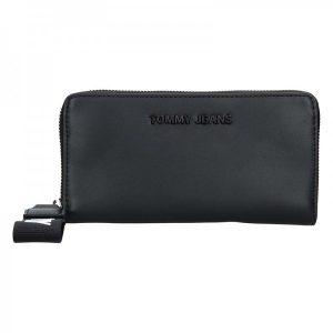 Dámská peněženka Tommy Hilfiger Jeans Ramona – černá