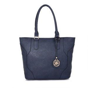 Kabelka Bando Shopper 0315 – modrá