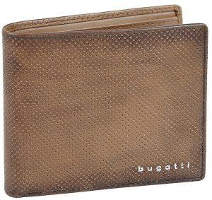 Bugatti Pánská peněženka Perfo 49396902 Brown