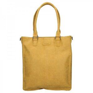 Dámská kabelka Enrico Benetti Kamila – žlutá