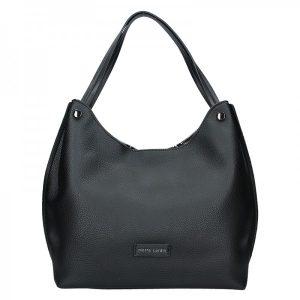 Dámská kabelka Pierre Cardin Uršula – černá