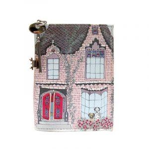 Disaster barevná malá peněženka Home Dalmatit Wallet