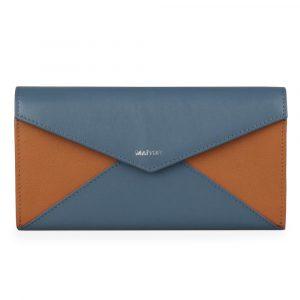 Maître Dámská kožená peněženka Kulz Diedburg 4060001560 – světle modrá