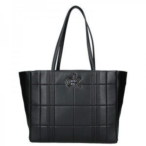 Dámská kabelka Calvin Klein Tinus – černá