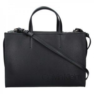Dámská kabelka Calvin Klein Anetta – černá