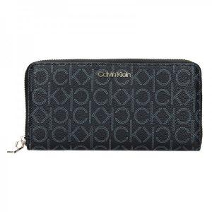 Dámská peněženka Calvin Klein Kaira – černá