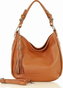 MARCO MAZZINI camel shopper kabelka (s226f) Velikost: univerzální