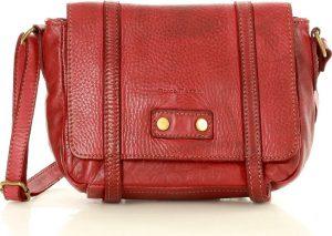 MARCO MAZZINI červená crossbody kabelka (v42d) Velikost: univerzální