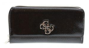 Guess Dámská peněženka Kelsey Slg Lrg Clutch Orgnzr Black-Bla