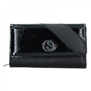 Dámská peněženka Marina Galanti Lotta – černá