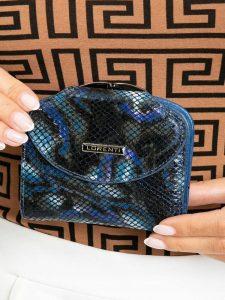 Lorenti kožená modrá peněženka (55180-MSN BLUE) Velikost: univerzální