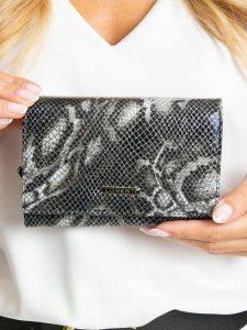 Lorenti kožená černá peněženka RFID (76112-MSN BLACK) Velikost: univerzální
