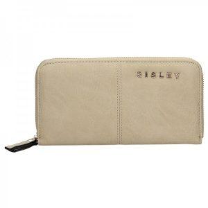 Dámská peněženka Sisley Endia – béžová