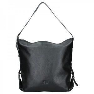 Dámská kabelka Anekta Greta – černá